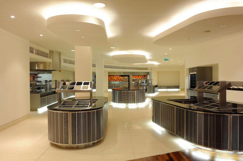 Aldgate Reception area