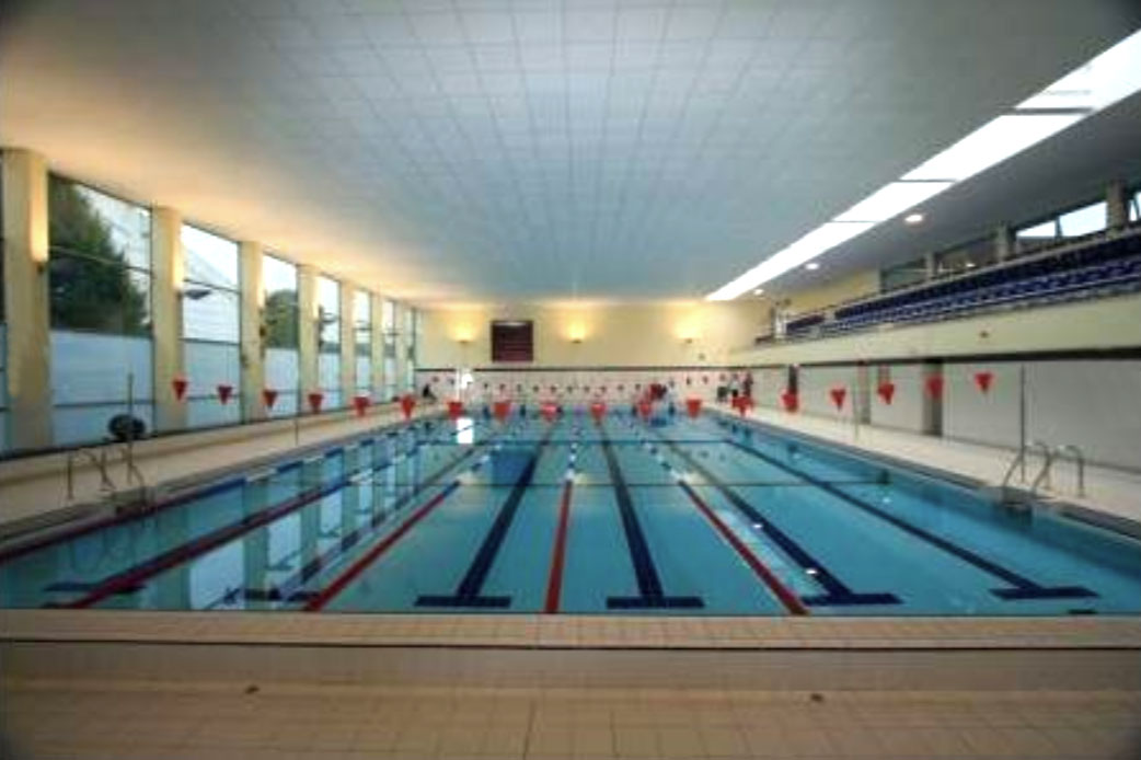 Trinity School Croydon Swimming Pool