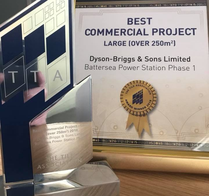 Dyson Briggs is an award winner!