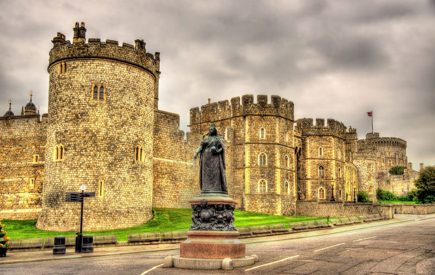 Heritage Windsor Castle